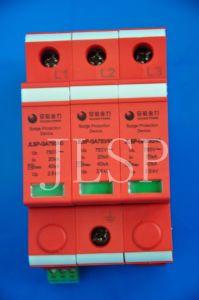 PV Application Solar 3p SPD/Surge Protector (GA754-02) pictures & photos