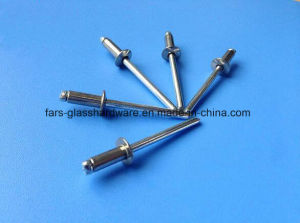 Aluminum Steel Open Type Counter Sunk Pop Rivet pictures & photos