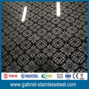316 316L Decorative 0.8mm Stainless Steel Sheet pictures & photos