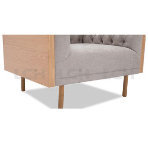 Excellent Quality Modern Living Room Single Sofa pictures & photos
