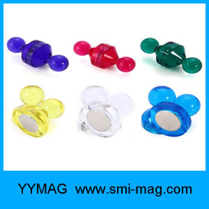 Colorful High Quality Jewelry Magnetic Pin for Sale pictures & photos