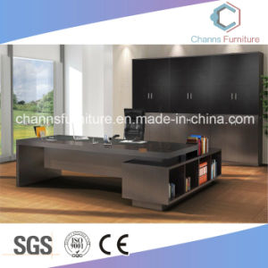 Big Size Luxury Melamine Executive Desk Modern Furniture Office Table pictures & photos