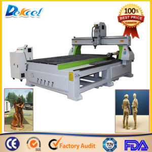 1325 Best 3D Wood Carving CNC Router Machine for Sale pictures & photos