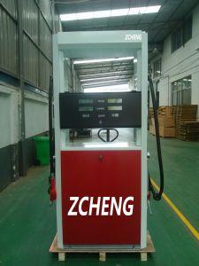 Zcheng Petrol Station Tokheim Fuel Dispenser Double Pump Dispensing Machine pictures & photos