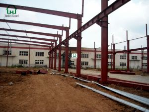 Professional Light Movable Steel Structure for Warehouse and Warehouse pictures & photos