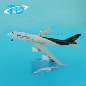 UPS B747-400 Metal Stand Airplane Model pictures & photos
