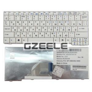 Laptop Notebook Keyboard for Acer Aspire One Zg5
