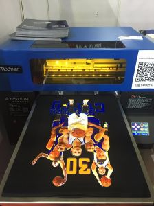 DTG Printer and Tshirt Printing Machine pictures & photos