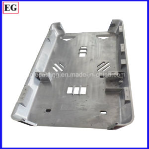 Aluminum Produce Display Button Plate Die Casting pictures & photos