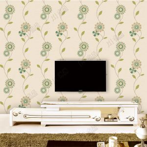 Made in China Cheap Price Wholesale Fashion Design PVC Wallpaper pictures & photos