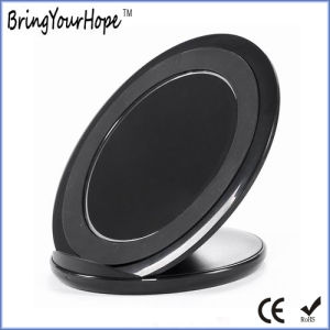 Fast Charge Qi Wireless Charger with Phone Stand (XH-PB-215) pictures & photos