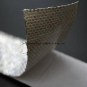 Aluminum Fiberglass Self Adhesive Heat Shield Heat Reflective Tape pictures & photos
