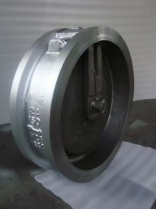 Casted Wafer Single Plate (long type) Check Valve pictures & photos