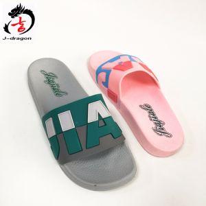 Four Color PVC Slipper for Men pictures & photos