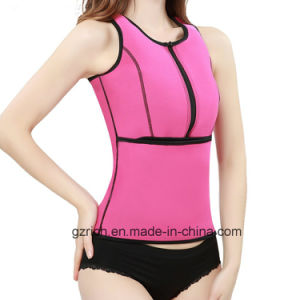 Hot Shapers Neoprene Sauna Waist Tummy Trainer Vest pictures & photos
