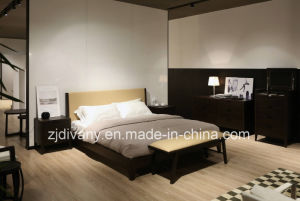 Bedroom Furniture Wooden Bed (A-B37) pictures & photos