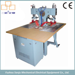 5kw Plastic Welding Machine for PU/EVA/PVC Welding pictures & photos