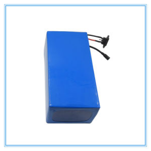 Rechargeable 72V Ebike Battery 2000W 72V 20ah Lithium Battery Use 3.7V 5ah 26650 Cell 30A BMS 2A Charger Best Package pictures & photos