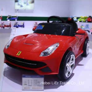 Concept 6-Volt Electric Ride-on Car pictures & photos
