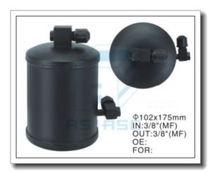 Filter Drier for Auto Air Conditioning (Steel) 102*175 pictures & photos