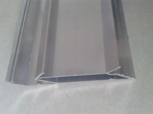 Big Size Aluminium Corner Profile for Glass Curtain Wall pictures & photos