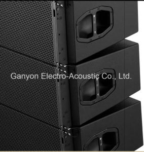 "J8 Dual 12"" Line Array Speaker, Professional Loudspeaker pictures & photos"