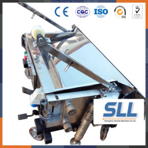 Automatic Wall Cement Plastering Machine Screed Machine pictures & photos