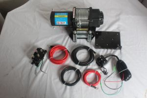 off-Road Electric Winch UTV Winch (4500LB) pictures & photos