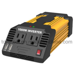 DC 12V to 120V 1000W Modified Sine Wave Power Inverter pictures & photos
