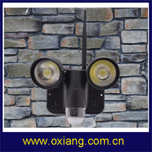 Wireless WiFi Lights Camera for Security with LED Floodlight pictures & photos
