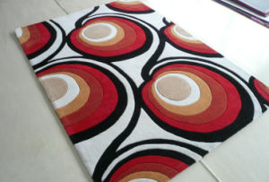 Acrylic Rug (carved carpet) -Eyes pictures & photos