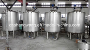 CIP System for Dairy Productin Line pictures & photos