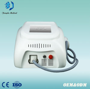 Non-Invasive Depilation 808nm Diode Laser Hair Removal Salon Beauty Device pictures & photos