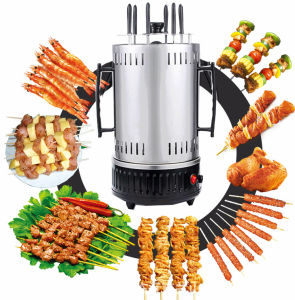 Stainless Steel Electric Rotating Barbecue &Electric BBQ Grill pictures & photos
