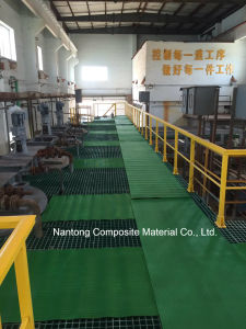 Fiberglass Grating/FRP or GRP Molded Grating, Square Mesh, pictures & photos