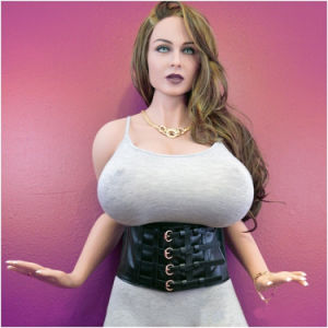 2017 New 170cm Big Boobs Big Ass Silicone Sex Doll for Men pictures & photos