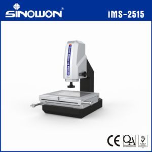 4-Ring 8-Division LED Cold Illumination High Accuracy Manual Vision Measuring Machine pictures & photos