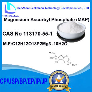 Magnesium Ascorbyl Phosphate (MAP) CAS 113170-55-1 pictures & photos