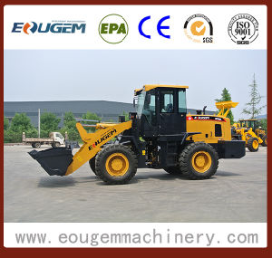 EOUGEM New Product GEM636 3.6ton Wheel Loader with Extension Arm pictures & photos