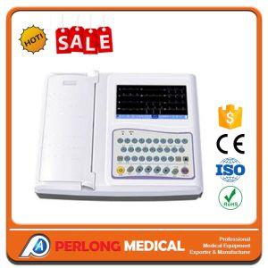 Medical Equipment Hospital Equipment 12 Channel ECG EKG (Electrocardiograph) Machine pictures & photos