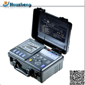 High Precision Digital Electrical Equipments Insulation Testing Megger pictures & photos