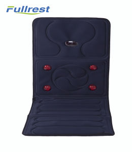 Electric Full Body Shiatsu Massager Cushion pictures & photos