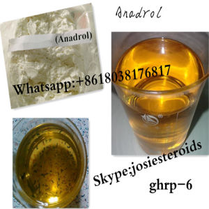 Bulking Steroids Trenbolone Hexahydrobenzyl Carbonate Parabolan Black Tea Oil 100mg/Ml pictures & photos