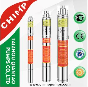 Pakistan Good Selling 2 Inch 3 Inch 4 Inch Screw Submersible Pumps pictures & photos