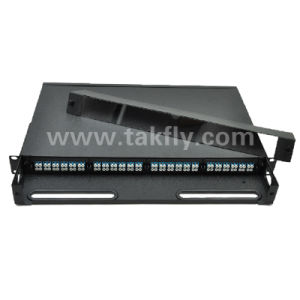 1u MTP/MPO Cassette Rack Mount MPO Patch Panel pictures & photos