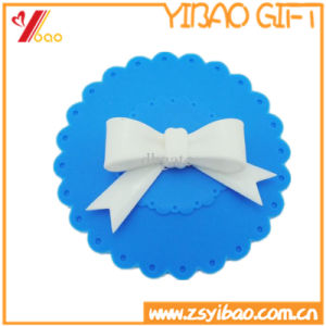 Food Grade Silicone Cup Cover/Silicone Cup Lid / Siliconetea Cup Cover pictures & photos