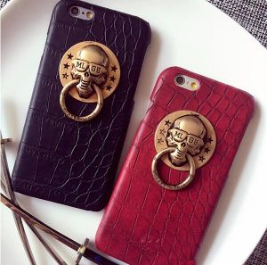 Skeleton TPU Phone Case for iPhone 5 6 6plus pictures & photos