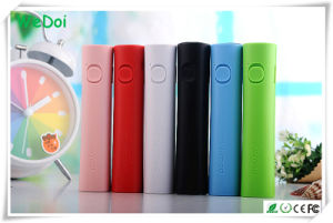 New Mini Portable Power Bank for iPhone6 with 1 Year Warranty (WY-PB22) pictures & photos