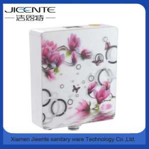 Jet-108 Bathroom Accessory Customized Printing Plastic Water Tank pictures & photos