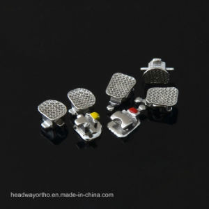 Headway Dental Orthodontic Lingual Brackets Ce pictures & photos